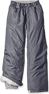 Girls' Big Cross-dye Snowpants
