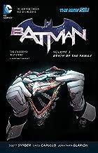 Batman Vol. 3: Death of the Family (The New 52) (Batman (DC Comics Paperback))