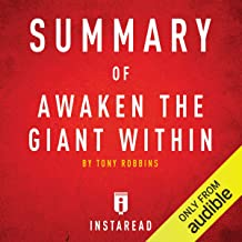 anthony robbins awaken the giant within summary