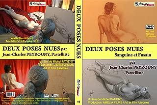 Deux poses nues, par Jean-Charles Peyrouny