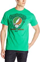 Liquid Blue Men's Grateful Dead Shamrock T-Shirt