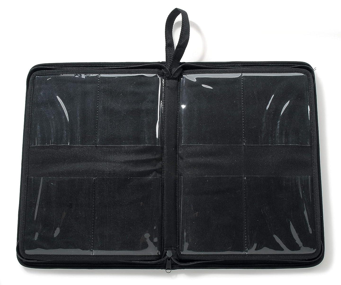 Darice Embossing Folder Storage Case for 4.25 x 5.75 inch Folders, Holds 40