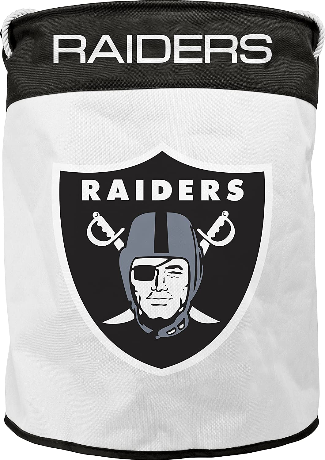 NFL Oakland Raiders Canvas Laundry Bag