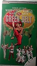 Ernie Reyes' West Coast World Martial Arts Green Belt