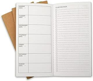 travelers notebook calendar 2019