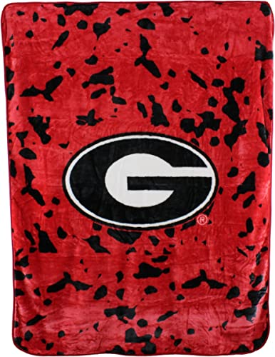 College Covers g-oth G-orgie Throw Blanket-Couvre-lit