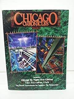 *OP Chicago Chronicles 1 (Vampire: The Masquerade Novels) (v. 1)