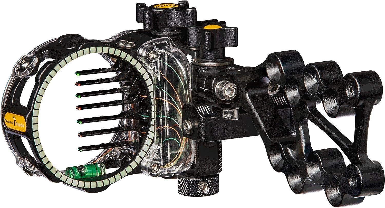 Trophy Ridge React Pro 7 Bow Sight : Sports & Outdoors