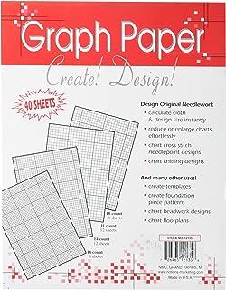 Best 14 count cross stitch graph paper Reviews