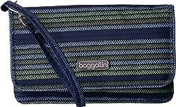 Baggallini - RFID Flap Wristlet