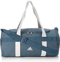 adidas Unisex 4Athlts Training Small Duffel Bag, Legacy Blue/Legacy Blue/White