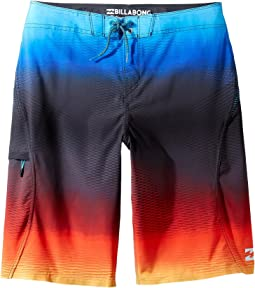 Fluid X Boardshorts (Big Kids)