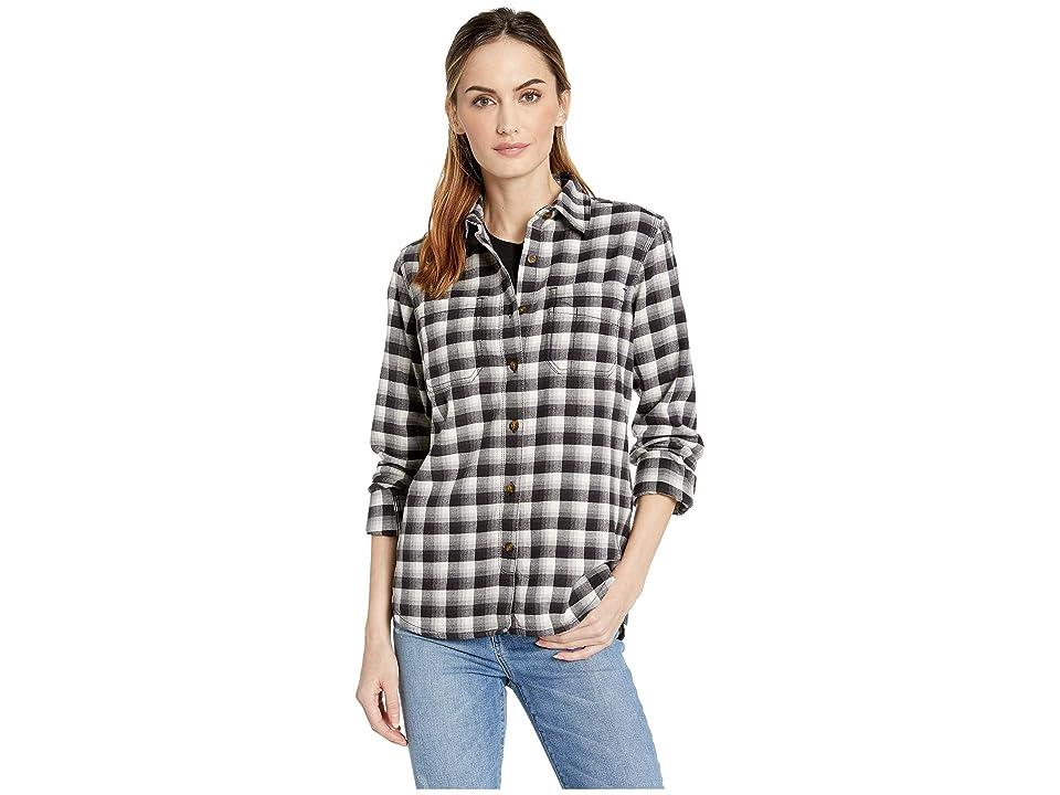 Carhartt Rugged Flex(r) Hamilton Shirt (Natural) Women's Long Sleeve Button Up