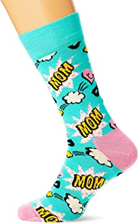 Mom Sock Calcetines, Multicolor (Multicolour 730), 7/10 (Talla del fabricante: 41-46) para Hombre