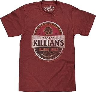 Best killians irish red t shirt Reviews