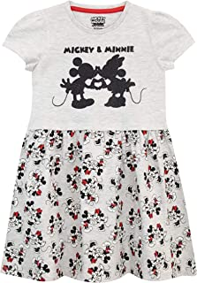 Disney Vestido para niñas Minnie Mouse
