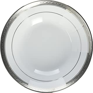 Noritake Crestwood Platinum Soup Bowl