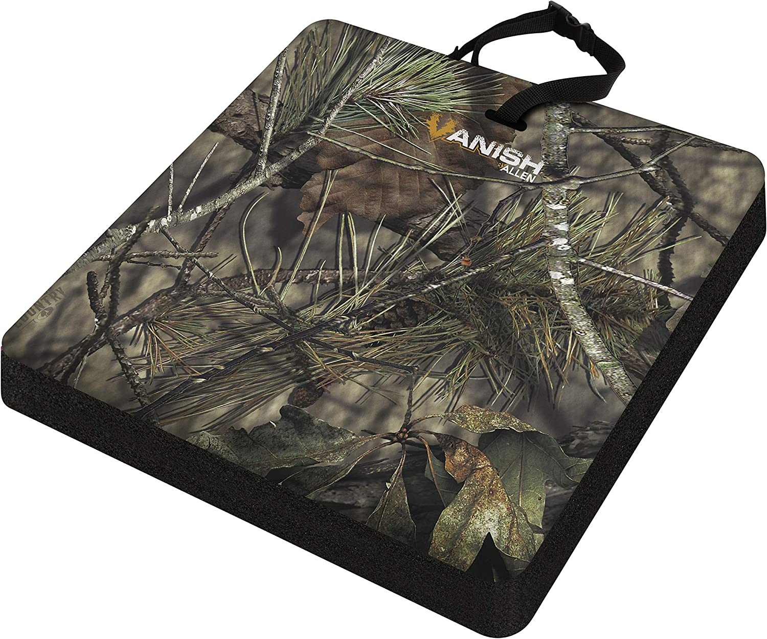 Allen Company Foam Cushion XL (Extra Large), 15 x 14 x 2 inches - Mossy Oak Country, Mossy Oak Break-Up Country, One Size (5834) : Sports & Outdoors