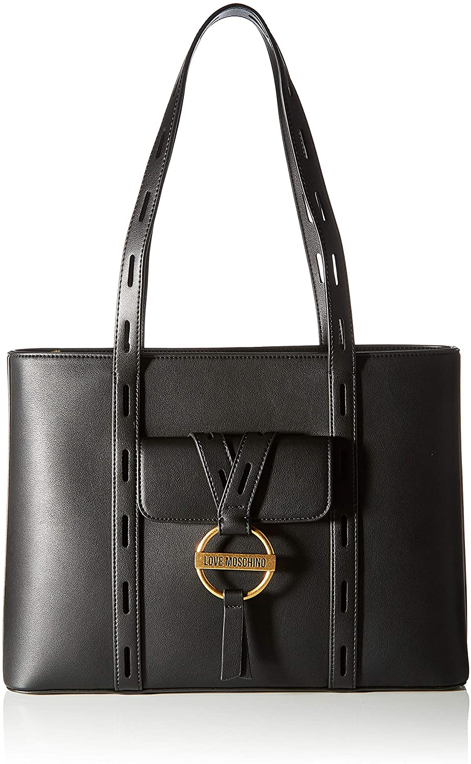 Love 35% OFF Moschino Fashion Challenge the lowest price of Japan Black