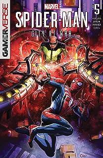 Marvel's Spider-Man: City At War (2019) #5 (of 6) (English Edition)