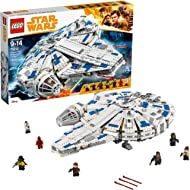 LEGO Star Wars Solo: A Star Wars Story Kessel Run Millennium Falcon 75212 Building Kit and...