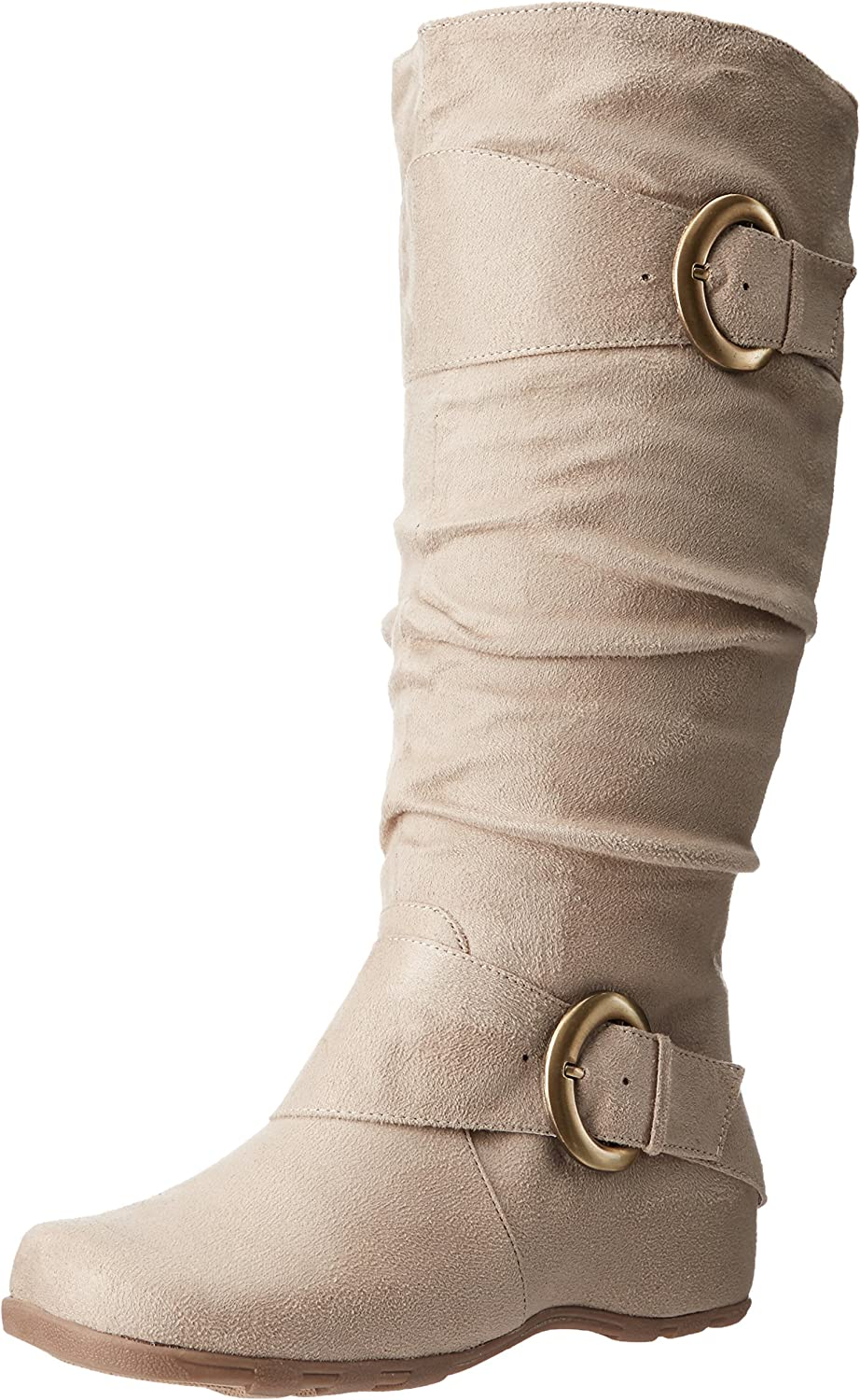 Brinley Co Womens Augusta-02wc Slouch Boot