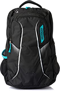 American Tourister Backpack for Unisex -Black
