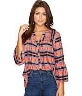 Jack by BB Dakota - Bernard Printed Top