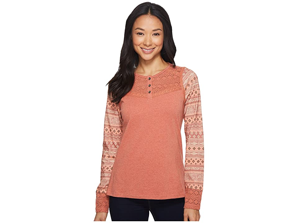 Aventura Clothing Morgan Long Sleeve (Tandori Spice) Women