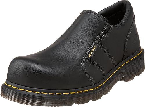 Dr. Martens Resistor ST ESD zapatos de Punta de Acero para Hombre