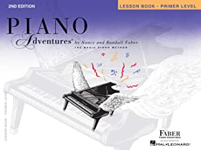 Piano Adventures – Primer Level Lesson Book