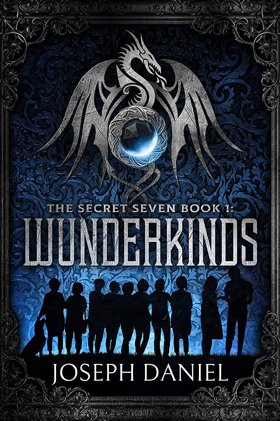 バング先祖暖かさThe Secret Seven Book 1: Wunderkinds (English Edition)