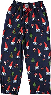 Family Matching Christmas Pajamas by LazyOne | No Place Like Gnome Festive Holiday PJ's