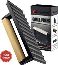 Best commercial grill press Reviews