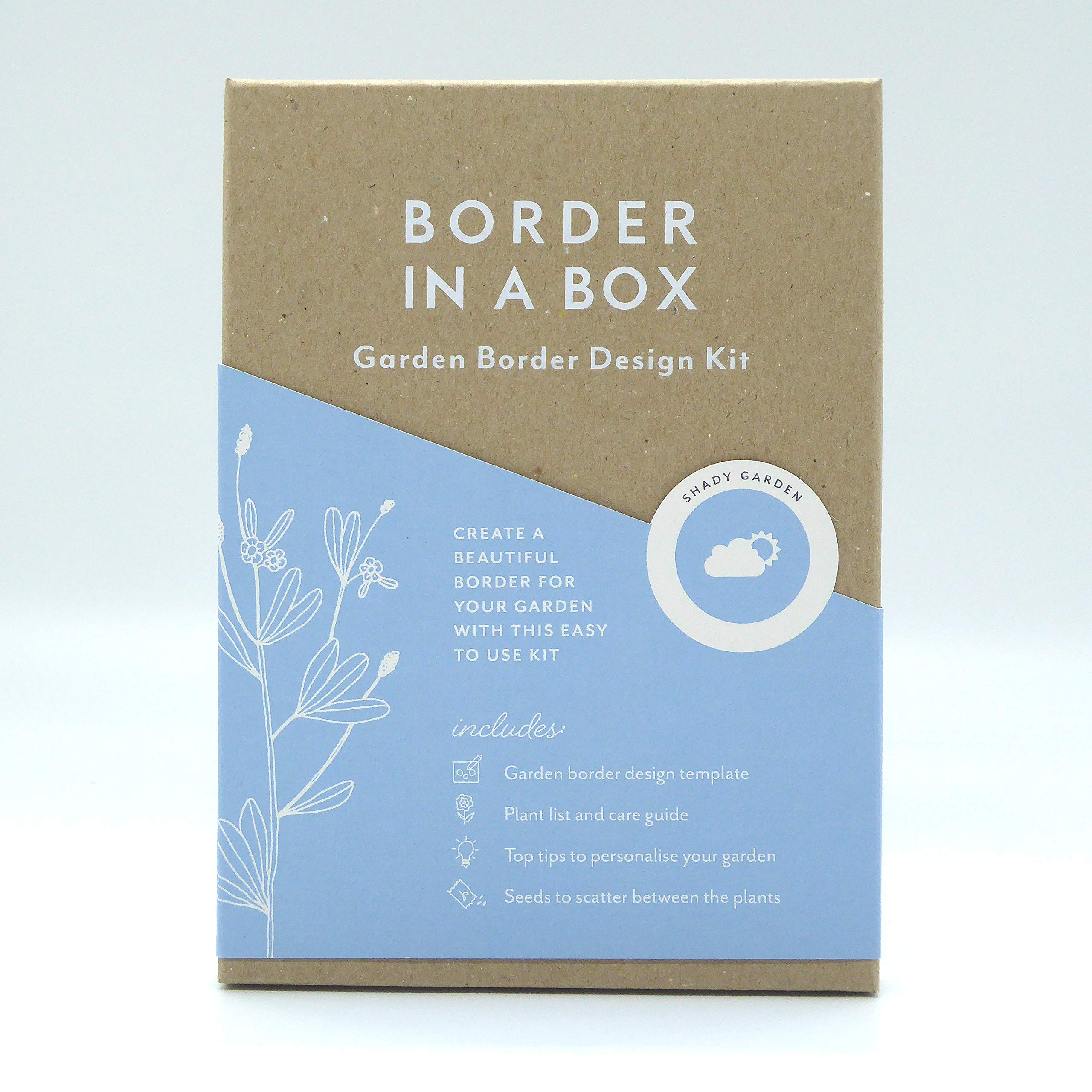 GARDEN DESIGN KIT IN A BOX FOR A SHADY BORDER makes a unique gardening gift  sc 1 st  Amazon UK & Unique Gardening Gifts: Amazon.co.uk