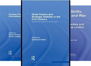 Routledge Global Security Studies (50 Book Series)