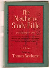 The Newberry Study Bible (Large Type Reference Edition)