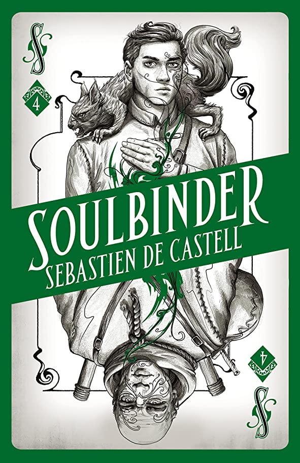 鑑定名前でイノセンスSpellslinger 4: Soulbinder (English Edition)