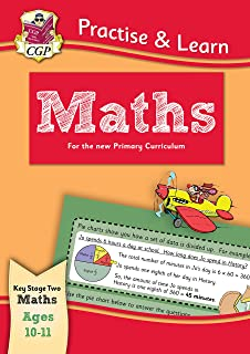 New Curriculum Practise & Learn: Maths for Ages 10-11 (