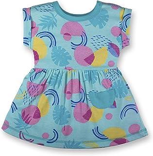 Lamaze Baby-Girls Organic Shortsleeve Dress Short Sleeve Dress