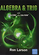 Algebra & Trig with CalcChat and CalcView