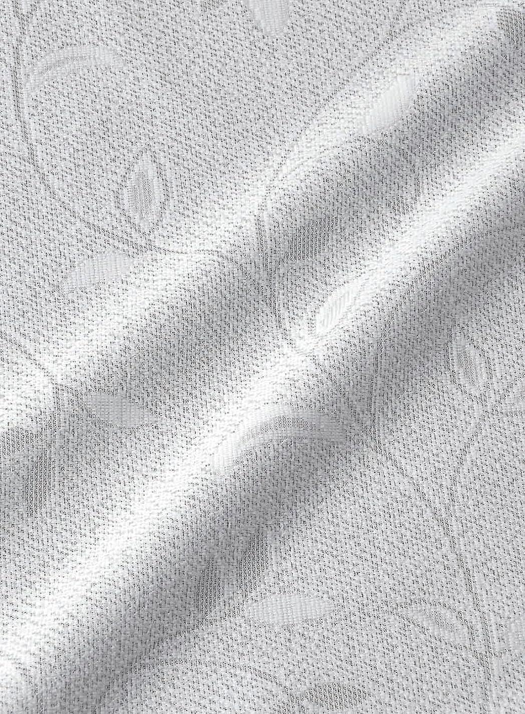 自分ディプロマ本物のコジット 3層編み断熱レースカーテン 150×218cm