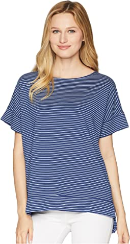 Pinstripe Riley Top