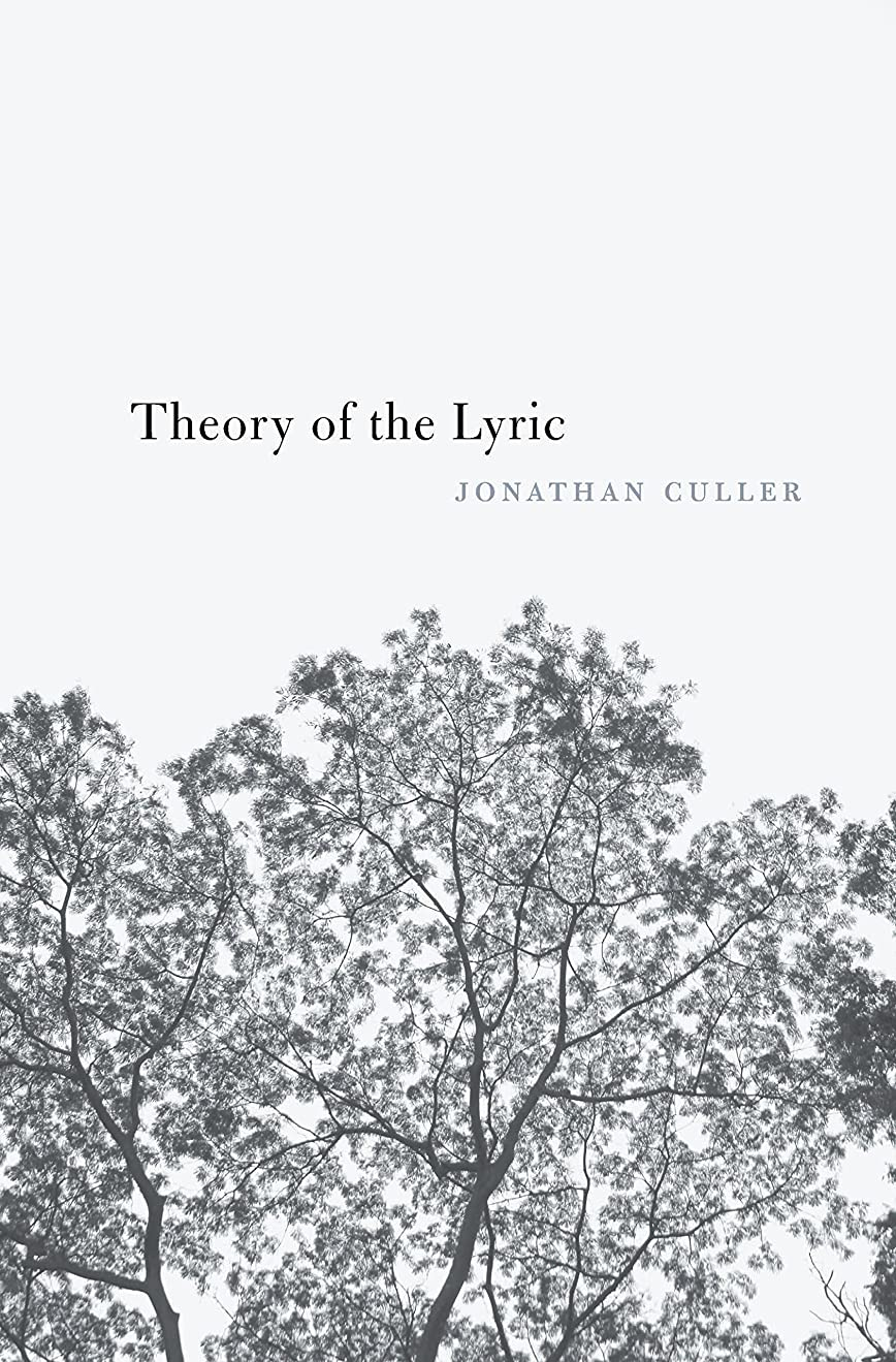 不屈知覚できるどこでもTheory of the Lyric (English Edition)