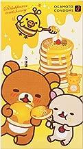 Japan Products OKAMOTO LOVE LOVE HOT condoms 10pice