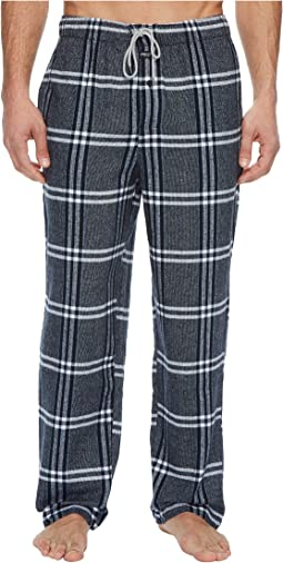 Kenneth Cole Reaction - Flannel Pants