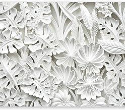 murando Fotomurales 300x210 cm XXL Papel pintado tejido no tejido Decoración de Pared decorativos Murales moderna Diseno Fotográfico blanco f-B-0038-a-a
