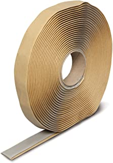 "Dicor BT-1834-5 Butyl Seal Tape – 1/8"" x ¾"" x 30' – 5 Pack"