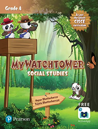 My Watchtower Social Studies ICSE Class Forth First Edition By Pearson