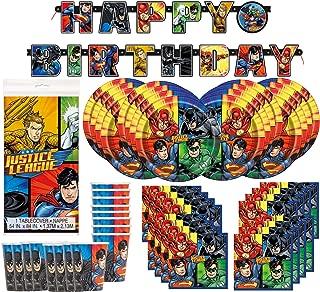 green lantern superhero party supplies